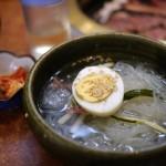 味覚園 冷麺 ハーフサイズ
