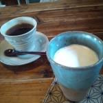 ともだちとカフェで
