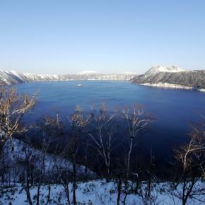 摩周湖です